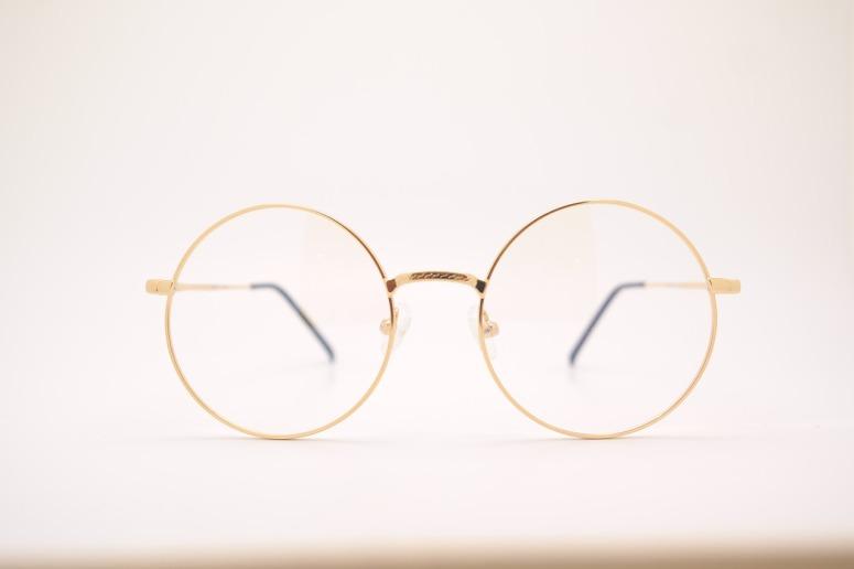 Glasses Glass Glasses Fluke-angel Therapy Golden